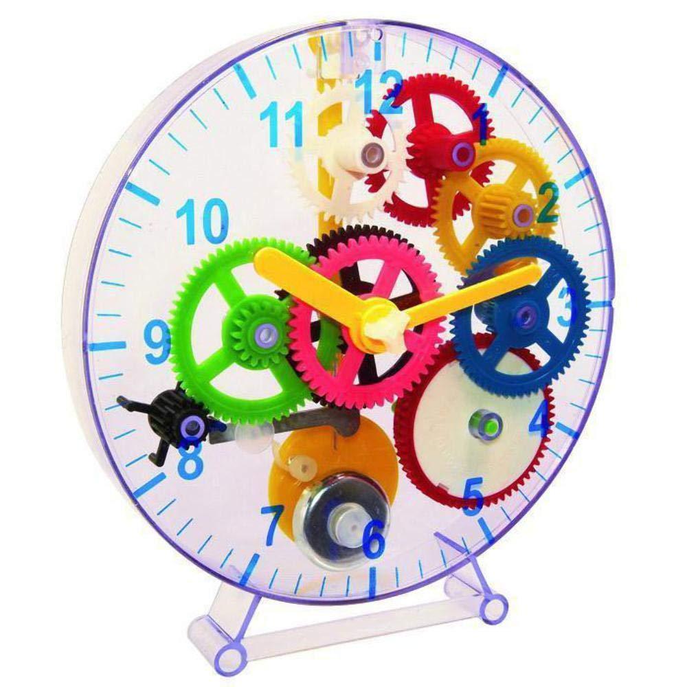 Construct-A-Clock Heebie Jeebies