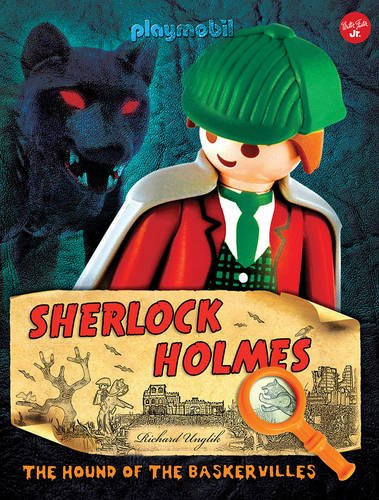 Price comparison product image Sherlock Holmes: The Hound of the Baskervilles (Playmobil)