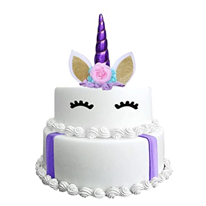 Amazon Unicorn Cake Topper