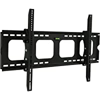 Mount-It! Tilting TV Wall Mount Bracket | Low Profile TV Wall Mount for 43-80 Inch Flat Screen | Slim TV Wall Mount with…
