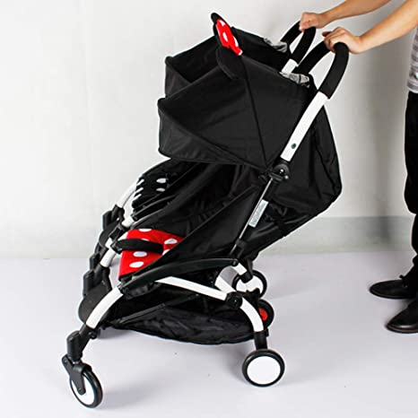 Amazon.com : Stroller Connectors for Babyzen YOYO YOYO+ Strollers, Turns Two Single Strollers into a Double Stroller : Baby
