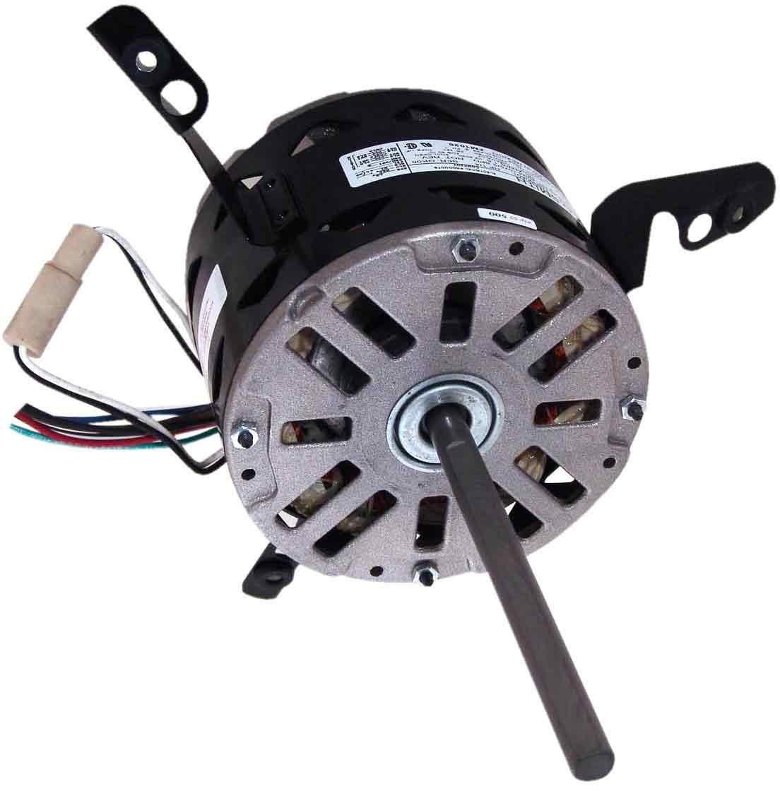 Century FM1026 Fleximount, 5.6-Inch Frame Diameter, 1/4-HP, 1075-RPM, 208-230-Volt, 1.4-Amp, Sleeve Bearing Motor
