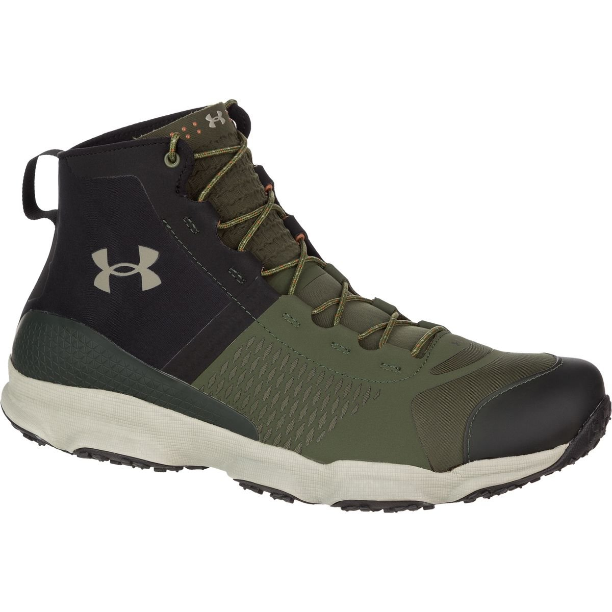 Under Armour メンズ Under Armour Men's Speedfit Hike Mid B00RW8G7XC 11 D(M) US|Rifle Green/Black/Stone Rifle Green/Black/Stone 11 D(M) US