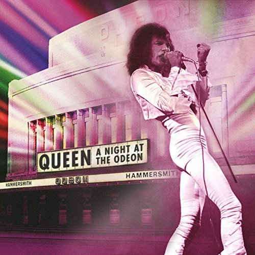 Price comparison product image A Night At The Odeon - Hammersmith 1975 [SHM-CD+SD Blu-ray+DVD+LP] [Super Deluxe Box / Limited Edition] by Queen (2015-11-20)
