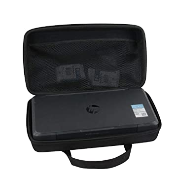Duro EVA Estuche De Viaje para HP Officejet 200 Mobile: Amazon.es ...