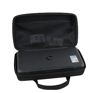Duro EVA Estuche De Viaje para HP Officejet 200 Mobile: Amazon.es ...