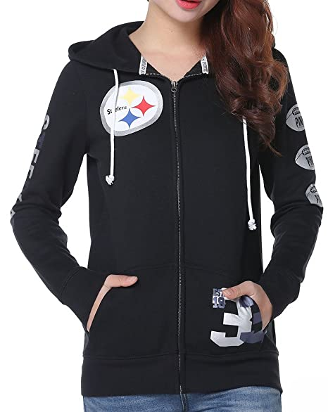 the latest 12726 253b2 Amazon.com: Womens Pink Victoria's Secret NFL Pittsburgh ...