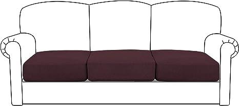 Ersatz Sofasitzbezüge Stretchkissen Schonbezüge Protektoren 5 Farben