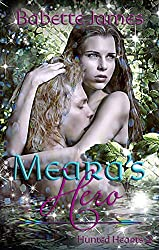 Meara's Hero (Hunted Hearts Book 2)