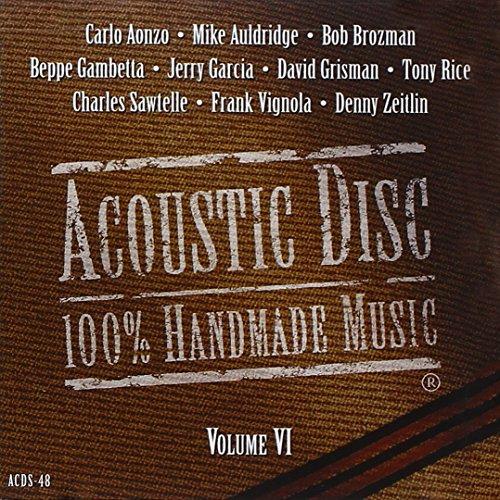 Acoustic Disc 100% Handmade Music, Vol. 6