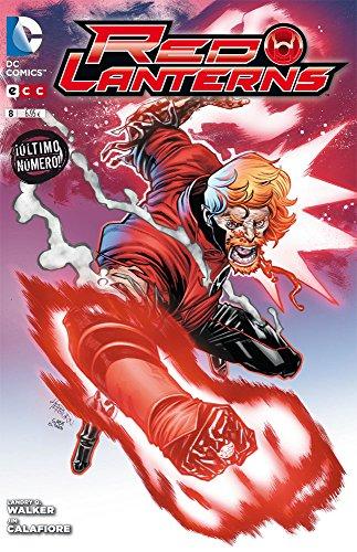 Descargar Libro Red Lanterns 8 ) Jim Calafiore