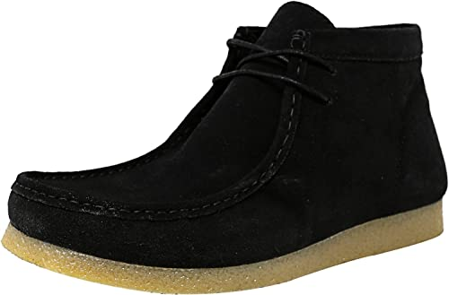 a57eb6935ab Steve Madden Men's Troy Suede Ankle-High Boot