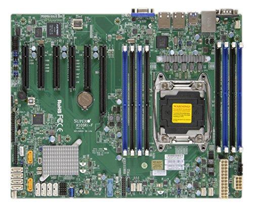 Supermicro ATX DDR4 LGA 2011 Motherboards X10SRI-F-O from Supermicro