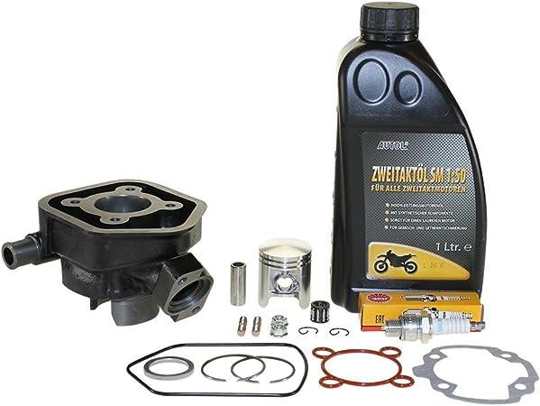 Zylinder Komplett Set Peugeot Lc 50ccm Für Speedfight Buxy Elyseo Auto
