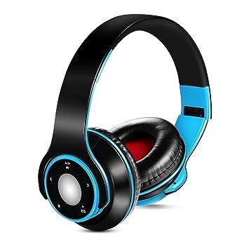 Docooler SG-8 Auriculares Bluetooth 4.0 + EDR Auriculares inalámbricos de música estéreo sobre la