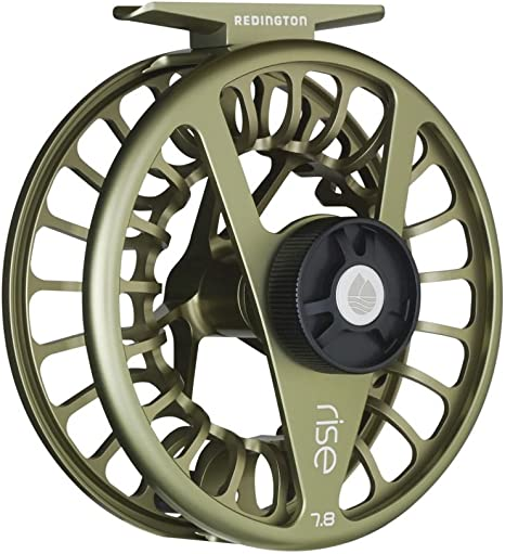NEW REDINGTON RISE III 9//10 WEIGHT SILVER FLY FISHING REEL FREE US SHIPPING