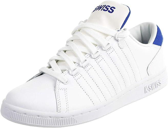 K Swiss Lozan III TT Kids Sneaker Schuhe Weiss blau Kinder