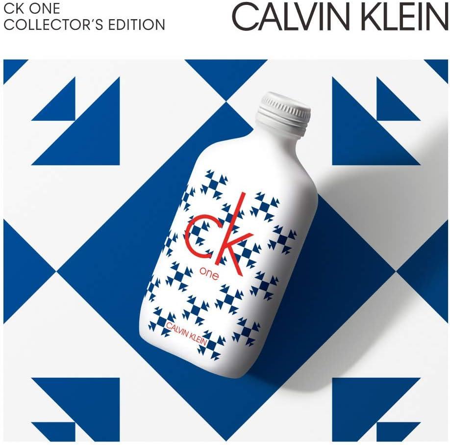 Calvin Klein CK One Collector's Edition 2019 Edts 100ml: Amazon.co.uk:  Beauty