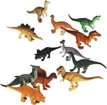 12pcs Juguete Reptiles Modelo De Dinosaurio Animales De Plastico De Varios Colores Amazon Com Mx Juegos Y Juguetes Todos los dinosaurios del mundo fueron reptiles grandes, feroces y extintos. 12pcs juguete reptiles modelo de dinosaurio animales de plastico de varios colores