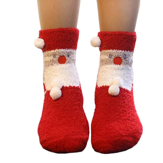 Un par suave calcetines para dormir calcetines calcetines calcetines lindo piso-A15: Amazon.es: Ropa y accesorios