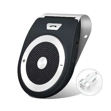 Wireless Car Speakers >> Bluetooth Speakers Auto Power On Wireless Car Speakerphone