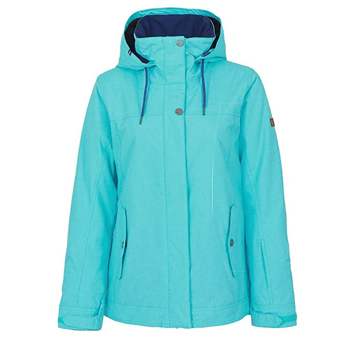 Amazon.com: Roxy BILLIE Tailored Fit chamarra de la nieve ...