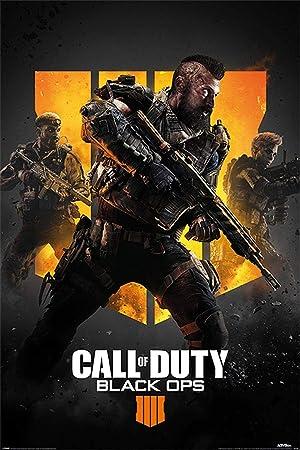 Póster Call of Duty Black Ops 4 - Trio (61cm x 91,5cm): Amazon.es ...