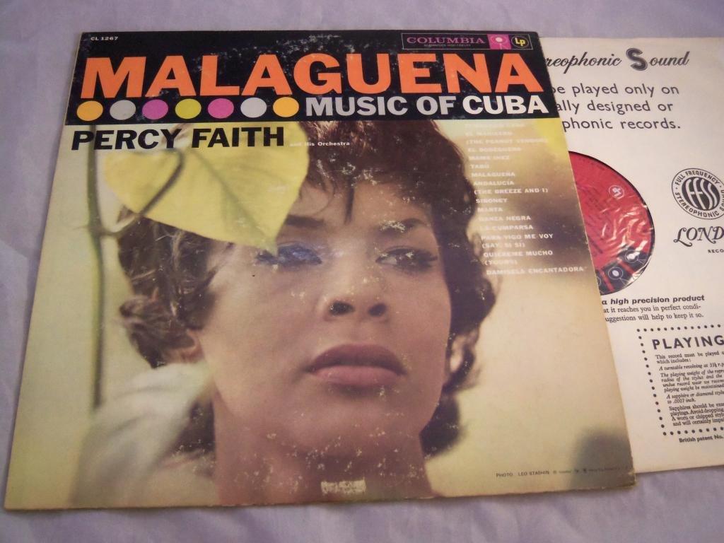 Malaguena: Music of Cuba