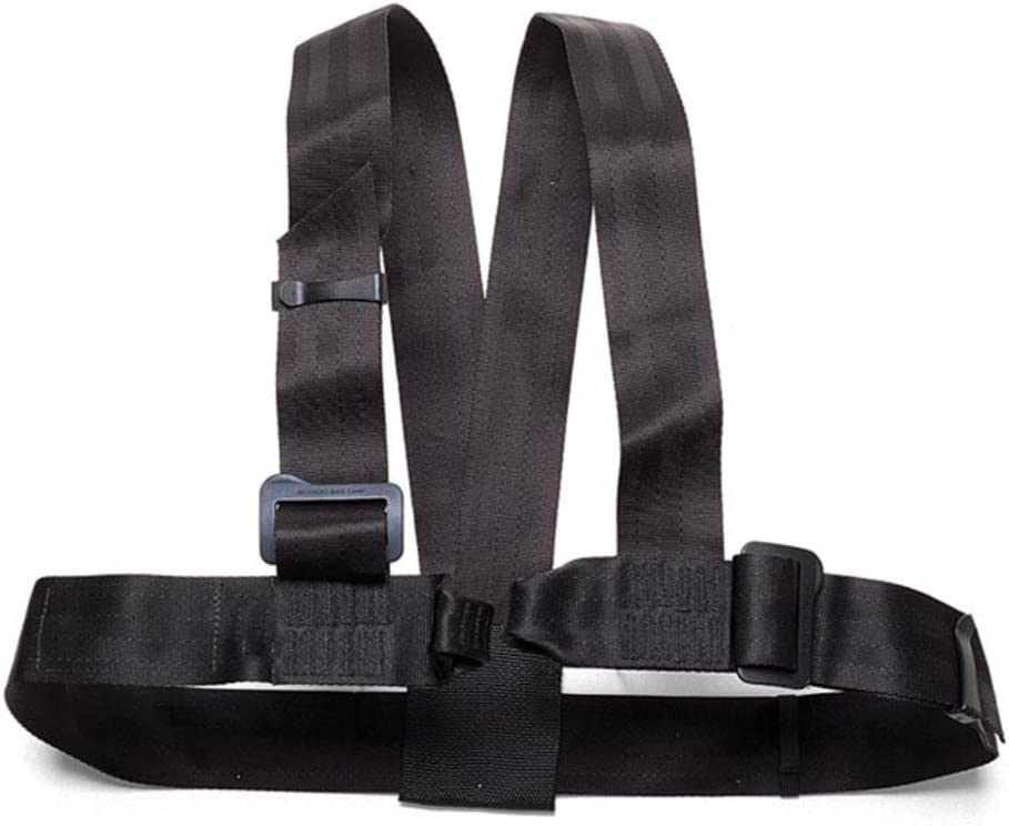 ABC Guide Chest Harness (Black)