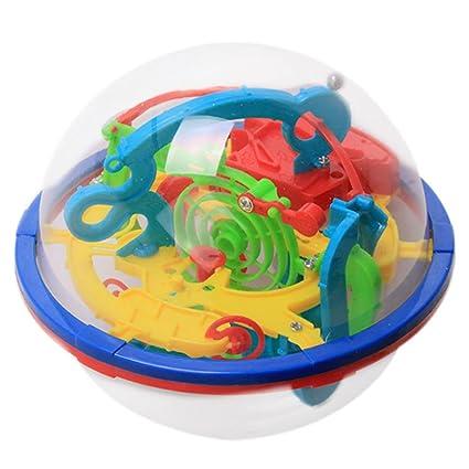 Laberinto intelectual bola colorée juguetes éducatifs para niños