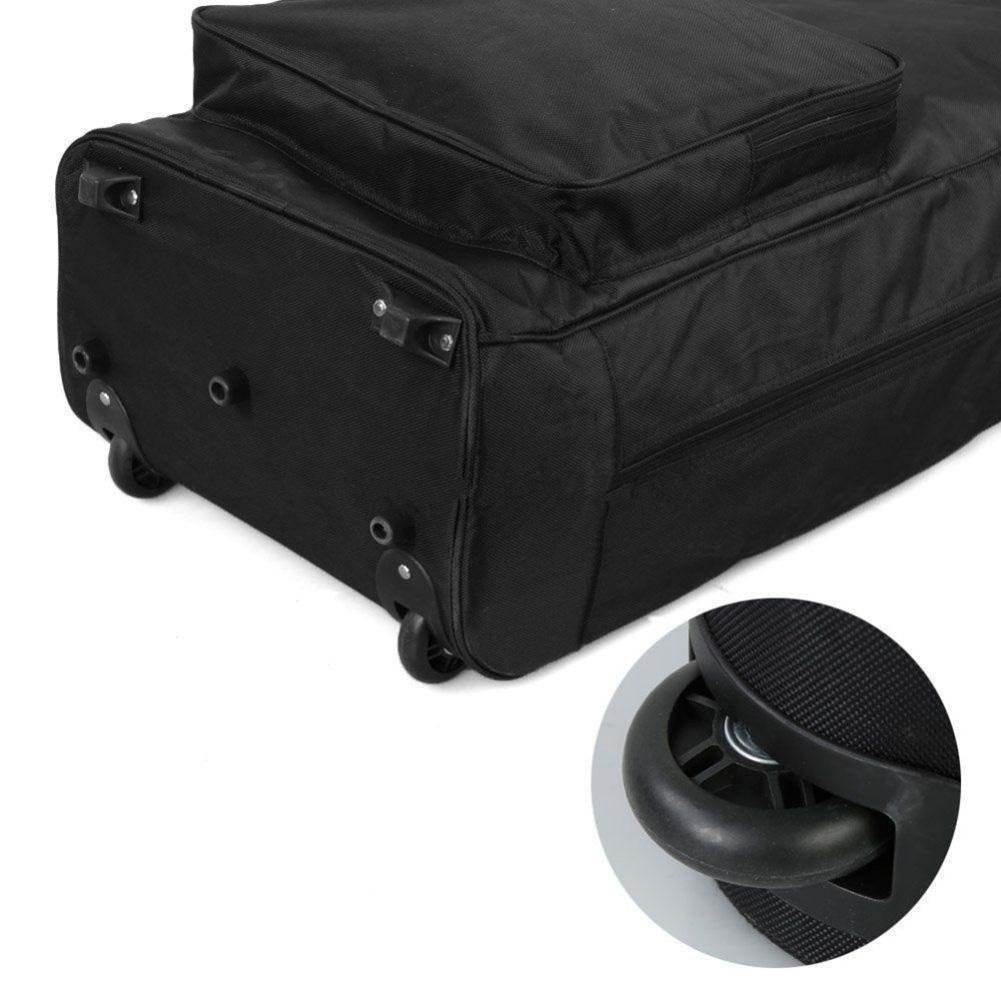 C-Pioneer Golf Travel Bag for Airlines with Wheels Golf Club Travel Cover To Carry Golf Bags by C-Pioneer (Image #5)