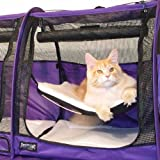 Cat Hammock,Show Shelter Comfort Hammock,Egg Crate Style Fleece Pad Hanging Kitty Hammock, Size-16