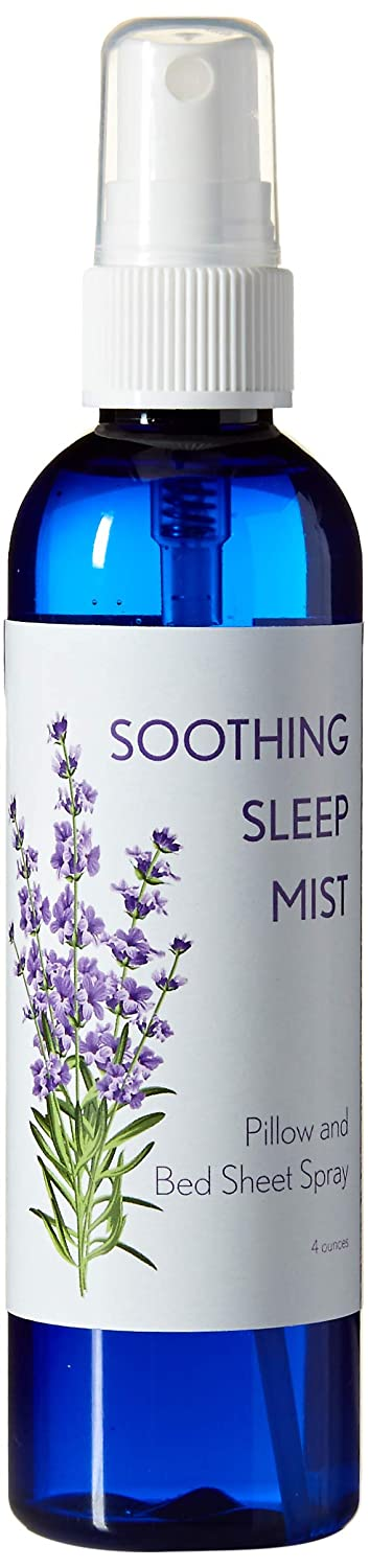 Lavender Pillow Spray for Sleep. Pillow Mist Lavender Spray for Sleep. (4 Ounce)