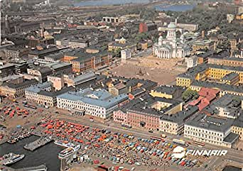 Neo Classic centre of Helsinki Finland, Suomi Postcard at Amazon's Entertainment Collectibles Store