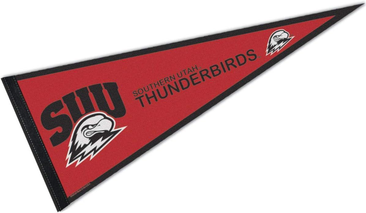 Southern Utah Thunderbirds 12x30 Felt Pennant