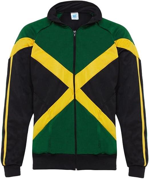 Anandashop Capoeira Rasta Reggae Infantil Niño Genial Chaqueta Jamaica Bandera África Jersey Chándal: Amazon.es: Ropa y accesorios