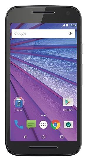 Motorola 12,7 cm 5 Pulgadas Smartphone Moto G 3. Generación ...