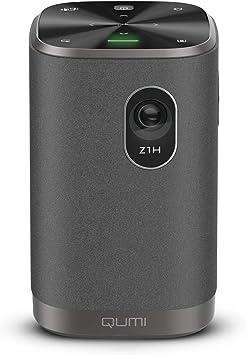 Vivitek Qumi Z1H - Proyector Compacto con Altavoz Bluetooth ...