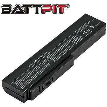 Battpit Recambio de Bateria para Ordenador Portátil Asus M50Vc (4400mah / 48wh)