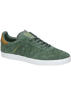 Adidas 350, Zapatillas de Deporte para Hombre, Varios Colores (Rojnoc/Ftwbla/Dormet), 46 EU
