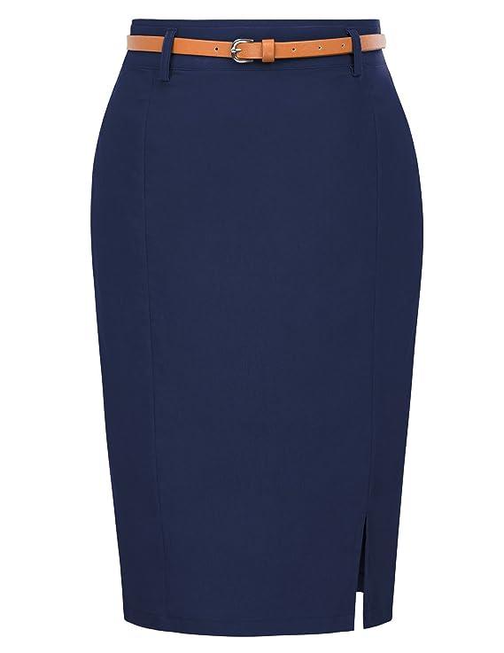 bdba8fa1f92 ▷ Faldas Azules | Tienda Online de artículos azules