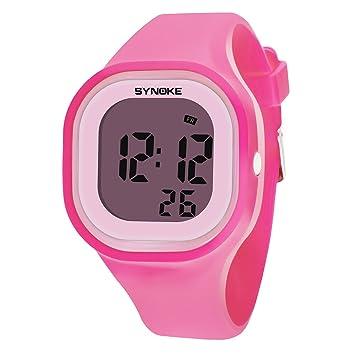 Fashion Watches Relojes Hermosos, Mujer Niños Reloj Deportivo Reloj Militar Reloj de Vestir Reloj Smart