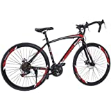 Cool Road Bike Outdoor Sports Bicycle 26 inch Wheeled Men Women Road Bike