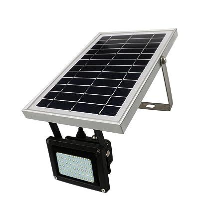 Amazon.com: DINHAND - Luces solares para exteriores con ...