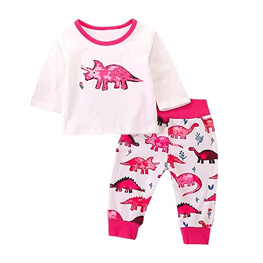 079506f2f314 Amazon.com  Pollyhb Baby Boys Girls Clothes Sets