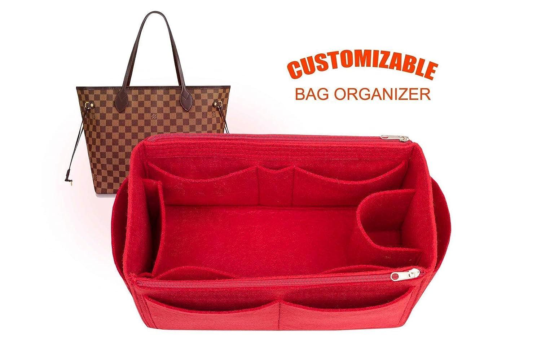 Amazon Com For Lv Neverfull Mm Bag Insert Organizer Handmade