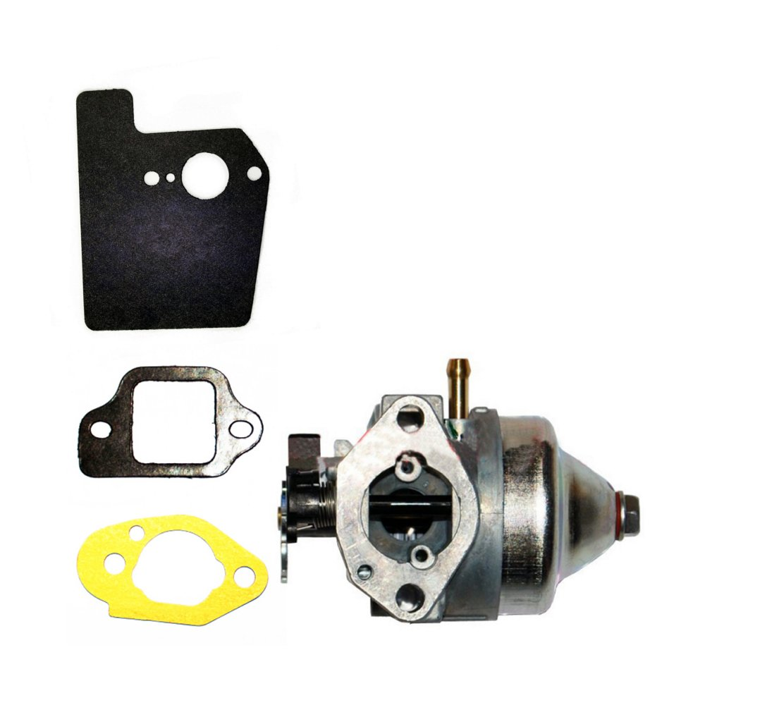Amazon.com: Honda Genuine OEM Harmony II HRR216 (HRR2167PDA) (HRR2167VXA)  Walk-Behind Lawn Mower Engines Carburetor Assembly & MOUNTING GASKETS KIT:  Garden ...
