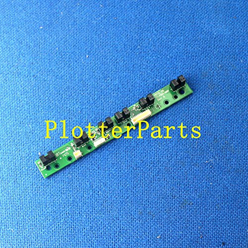C7790-60482 Q1293-60052 Ink supply station (ISS) board for HP DesignJet 10PS 130 120 30 90 90GP 50 Q1293-60049 C7790-60458 Used