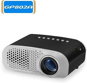 Docooler GP802A Projector Mini Portable 100 Lumen Proyector de ...