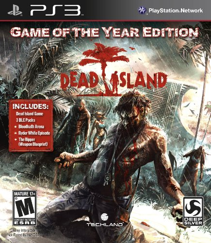 Square Enix Dead Island GAME OF THE YEAR [RP]